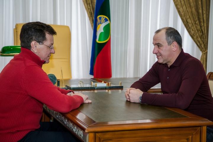 Губернатор Астраханской области дал высокую оценку строящемуся курорту «Архыз»