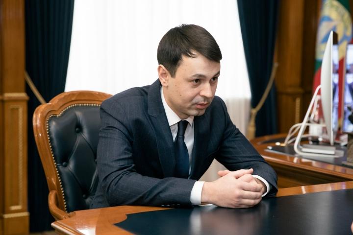 Текеев Расул Магомедович