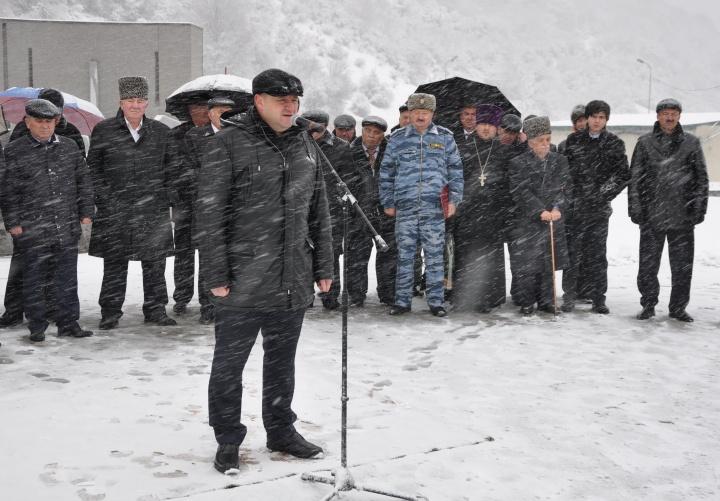 В Карачаево-Черкесии прошел траурный митинг, посвящённый 71-ой годовщине депортации карачаевского народа