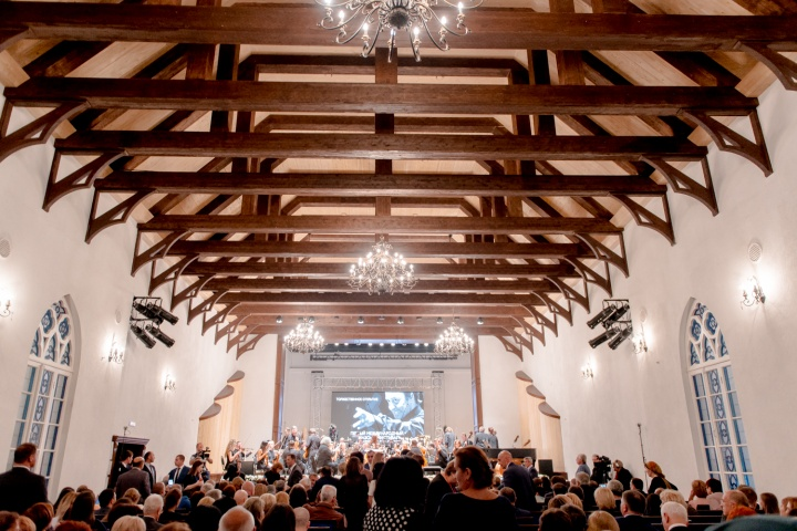 ВоВладикавказе пройдет 1-ый международный кавказский фестиваль «Мариинский— Владикавказ»