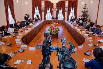 Стенограмма пресс-конференции Главы Карачаево-Черкесии по итогам работы за 2014 год