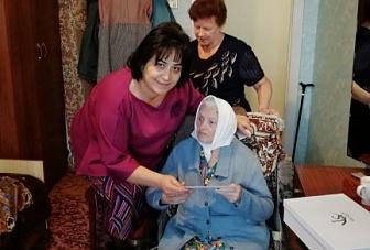 Левчук Екатерина Семеновна