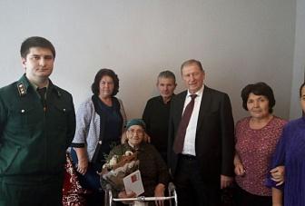 Саликова Чача Ибрагимовна
