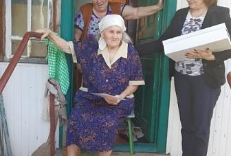 Семенякина Нина Алексеевна