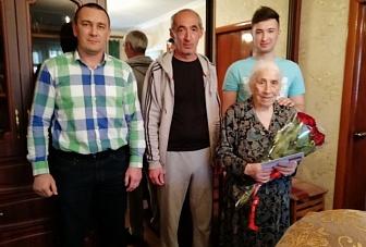 Карамурзина Нурсия Абдулаховна