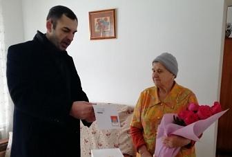 Колесникова Екатерина Ильинична