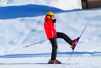 Курорт «Архыз» присоединяется к программе «Лыжи мечты»