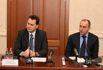 Глава КЧР провел совещание по вопросам обеспечения эксплуатации ВТРК «Архыз» в 2013-2014 гг.