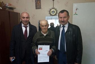 Середа Григорий Михайлович